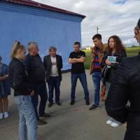 Обговорення проблем молоді з головою громади Батуріним І.М.