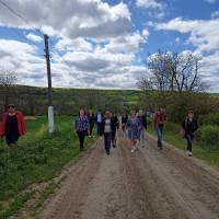Молодіжна рада крокує стежками села Новосавицьке