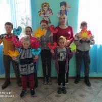Творча майстерня у Тростянецькому БК
