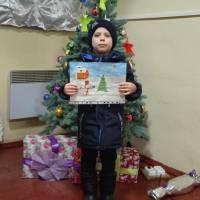 Переможець конкурсу малюнків Рудий Павло