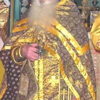 Священик Агей Храму ВоздвиженняЧесного і Животворящого Хреста Господня