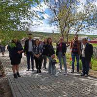 Огляд історичних пам'яток  села Новосавицьке