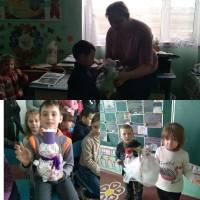 День спонтанного прояву доброти у НовосавицькомуЗЗСО