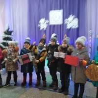 Ярмарка новорічних іграшок у Великоплосківському СБК