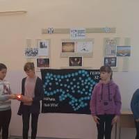 Лінійка пам'яті у Слов'яносербському НВК