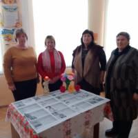 Бесіда до 100-річчя із дня народження Онілової Н.А. в Новосавицькій бібліотеці