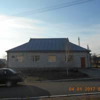 Будівля сільської ради та медпункту