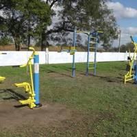 Спортивний майданчик на стадіоні