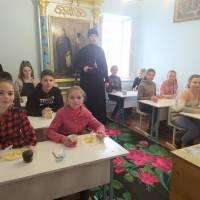 Масляна у недільній школі