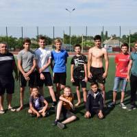 Дитячо-юнацька спортивна школа