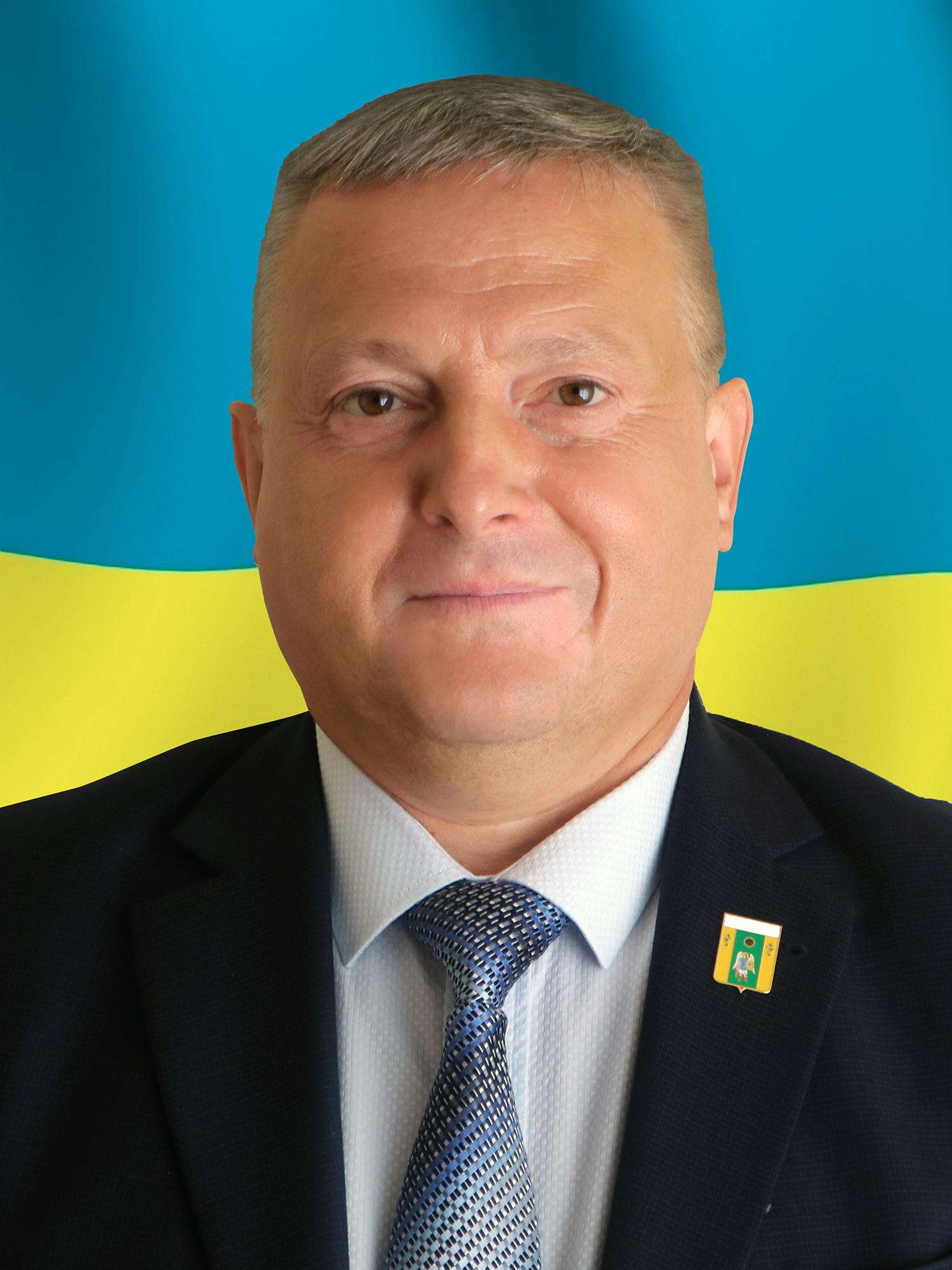 голова Любашівської об'єднаної територіальної громади  Павлов  Геннадій  Анатолійович