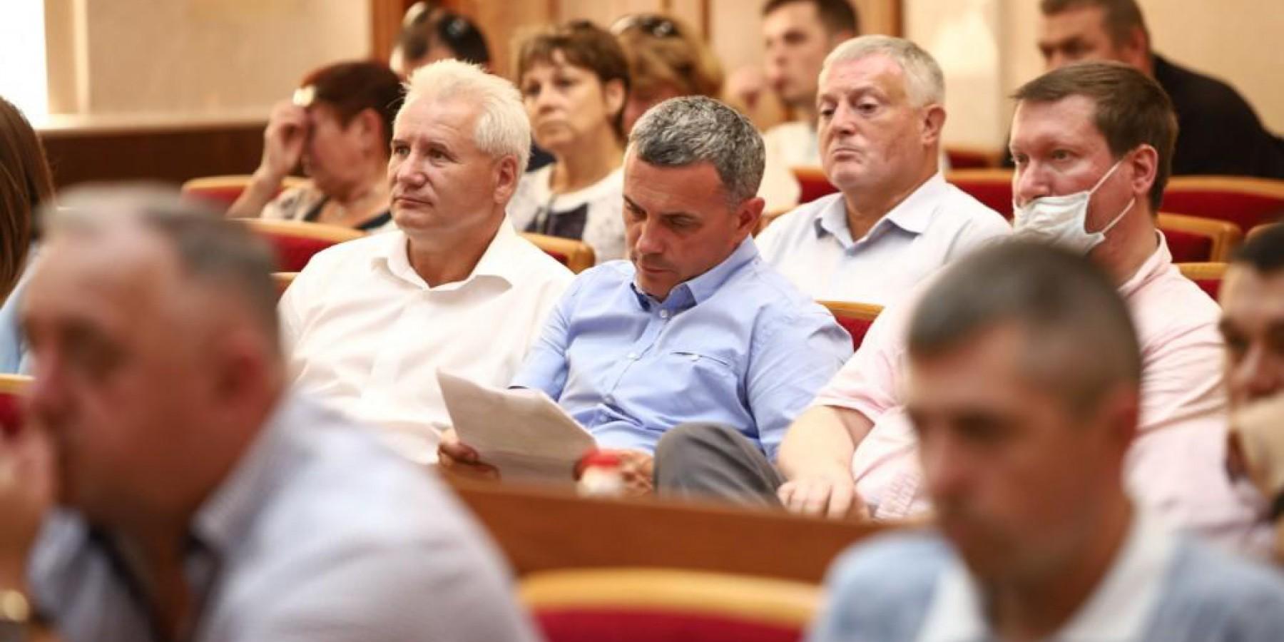 Круглий стіл «Впровадження оновленої державної регіональної політики на прикладі Одеського регіону»
