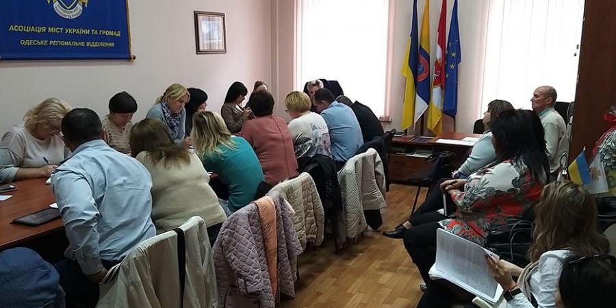 Участь у семінарі щодо особливостей здійснення контролю за додержанням законодавства про працю органами місцевого самоврядування.
