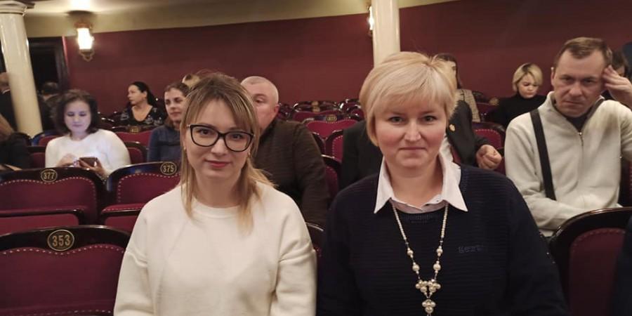 Участь в урочистих заходах з нагоди Дня Соборності України на запрошення Одеської ОДА.