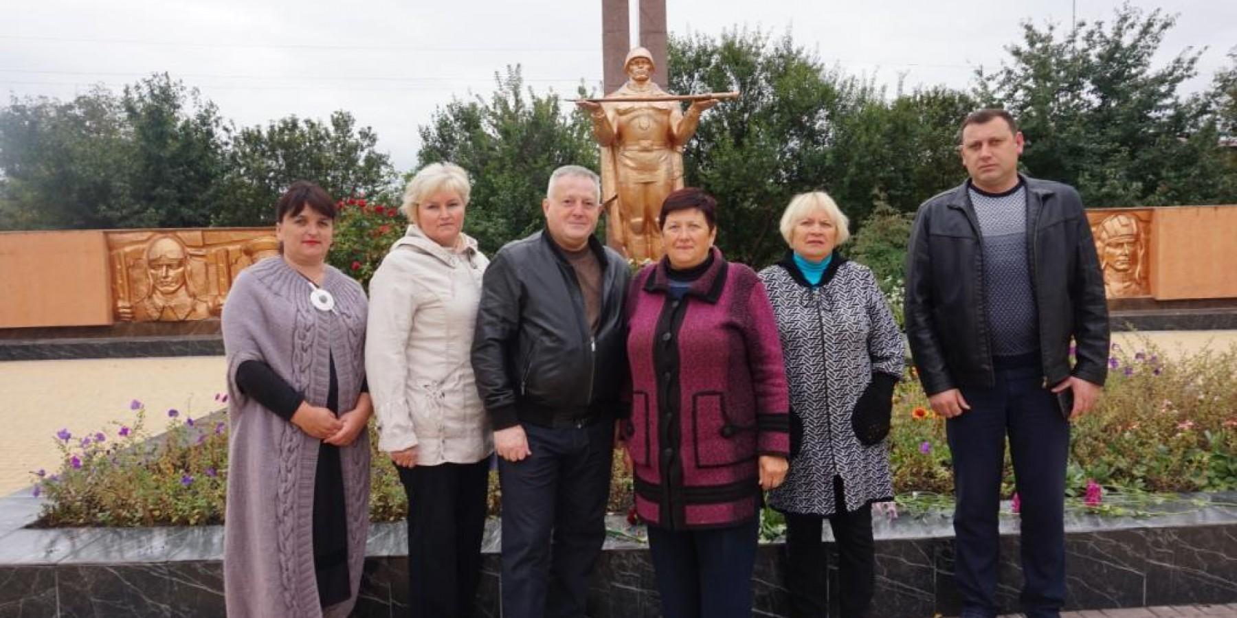Вшанували пам'ять учасників партизанського руху