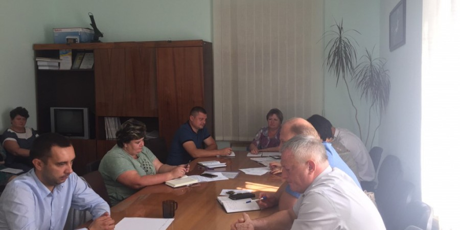 Участь у відео - селекторній нараді Одеської обласної державної адміністрації.