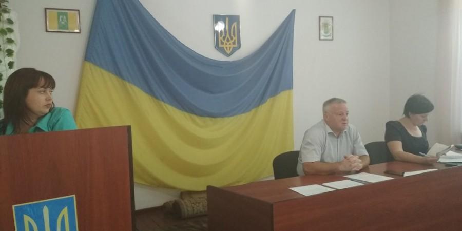 10 вересня 2019 року проведено чергове засідання виконавчого комітету Любашівської селищної ОТГ.