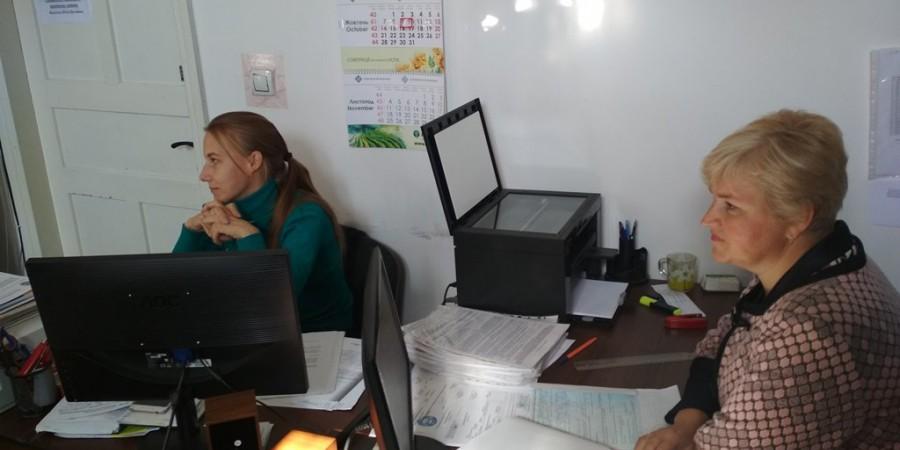 10 жовтня 2019 року відбулось чергове засідання адміністративної комісії при виконавчому комітеті Любашівської селищної ОТГ.