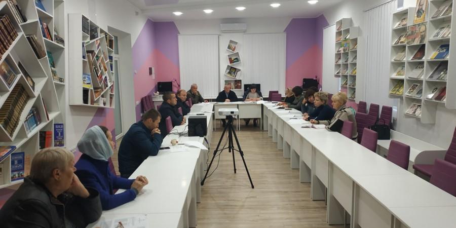 15 жовтня 2019 року проведено чергове засідання виконавчого комітету Любашівської селищної ОТГ.
