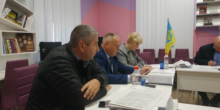 18 жовтня 2019 року відбулось пленарне засідання 13-ї позачергової сесії Любашівської селищної ОТГ.