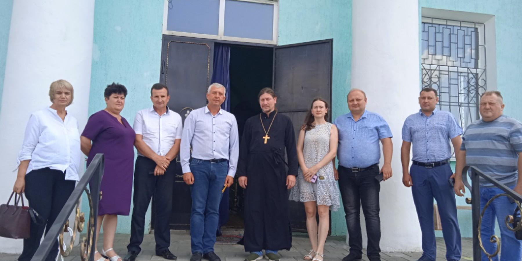 Любашівська селищна рада приймає участь в щорічному конкурсі