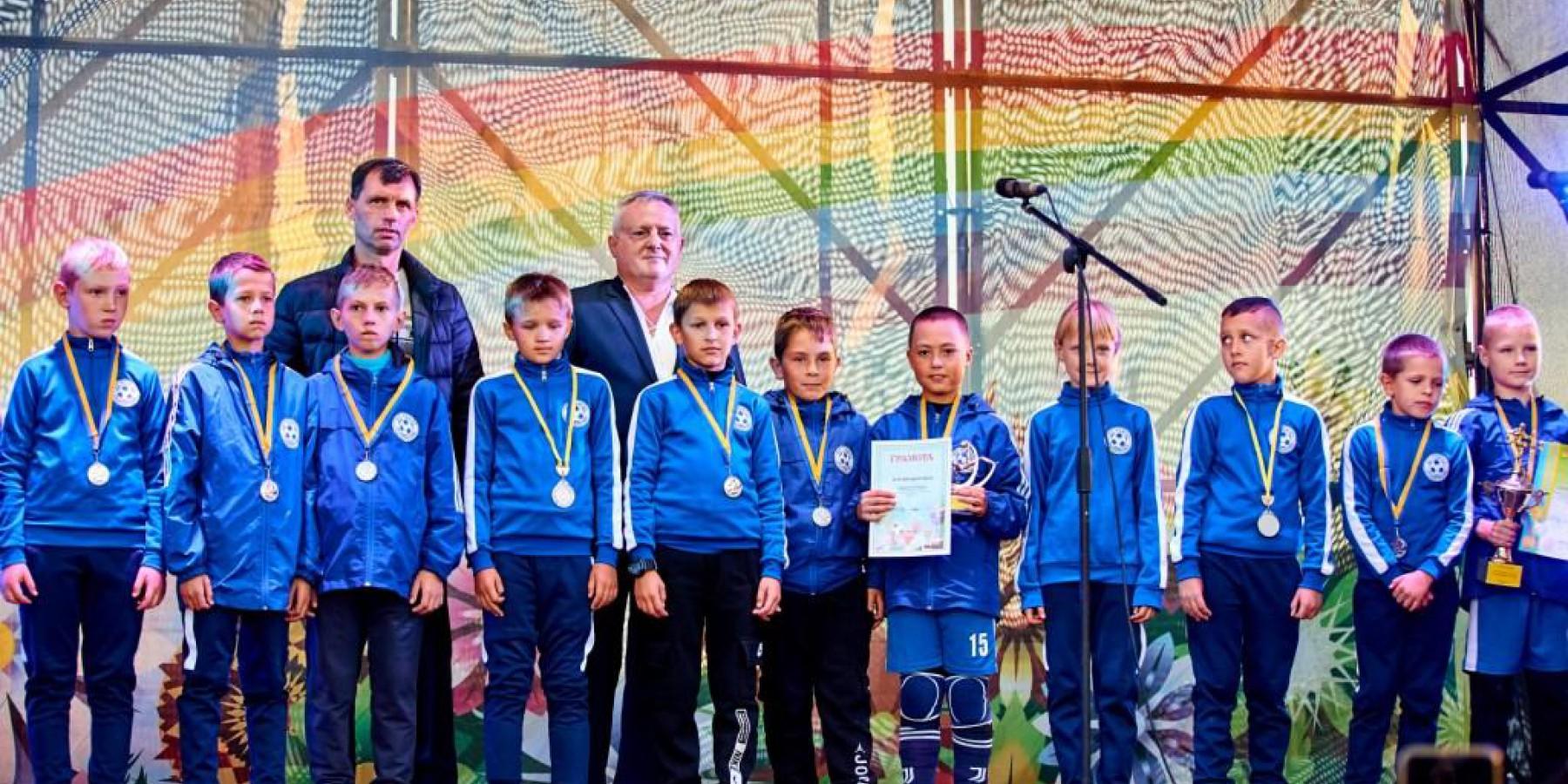 Спортивні змагання до Дня селища Любашівка