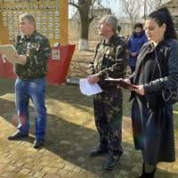 В АНДРІЄВО -ІВАНІВЦІ вшанували пам'ять учасників бойових дій на території інших держав.