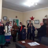 Колядники у Дальницькій громаді  2019р.