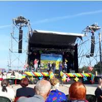 День села мешканців сіл Дальник, Грибівка, Санжійка 28.09.2019р.