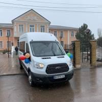 Дальницька громада отримала новий комфортабельний мікроавтобус