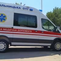 Екстрена медична допомога Дальницької ОТГ 2019р