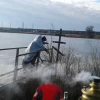 19 січня - Водохреща