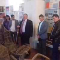Зустріч гостей з Володимирецького району