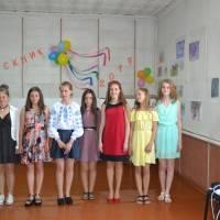 Випускний у Мирогощанській державній школі мистецтв