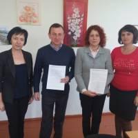 Підписання угоди про співробітництво територіальних громад
