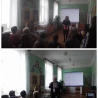 Літературно-мистецьке свято-зустріч з членом Національної  спілки письменників України Миколою Тимчаком
