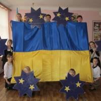 День Європи у Княгининській ЗОШ І-ІІІ ст.