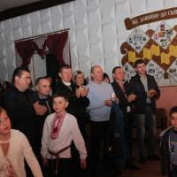 Врочистості з нагоди Дня Захисника України