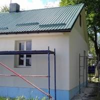 Комплексні енергозберігаючі заходи приміщення ФАПу с.Дубрівка в рамках Проекту ЄС/ПРООН