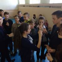 Тренінг Teambuilding for Teens