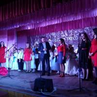 Новорічний вечір у Привільненській ОТГ