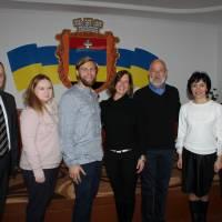 Моніторинговий візит директорів Корпусу Миру США в Україні до Привільненської громади
