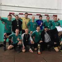 Переможці турніру до дня Святого Миколая 2018