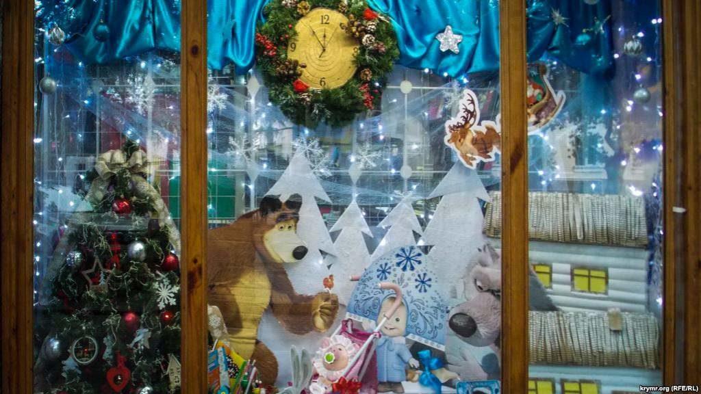 У Демидівській об'єднаній територіальній громаді стартував конкурс на найкраще різдвяне оформлення вітрин