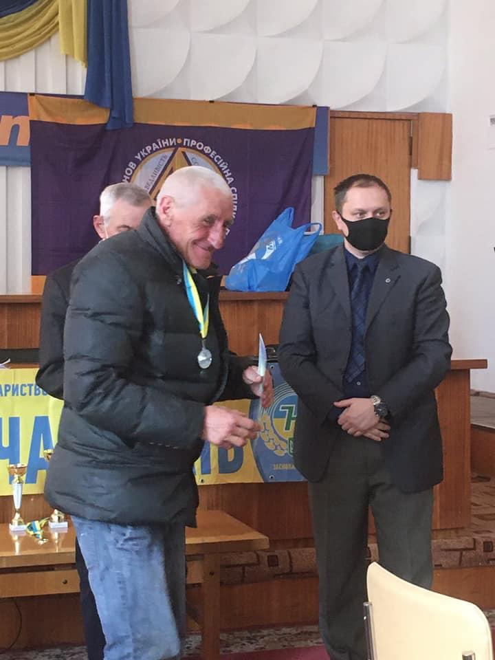 Відбулися змагання обласної Спартакіади