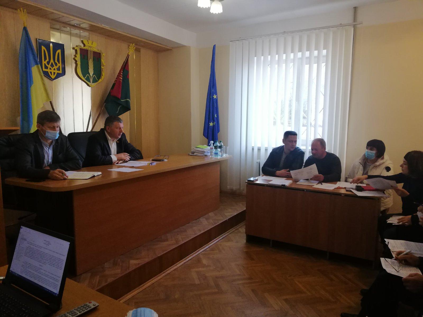 Відбулось засідання 11сесії 8 скликання Демидівської селищної ради