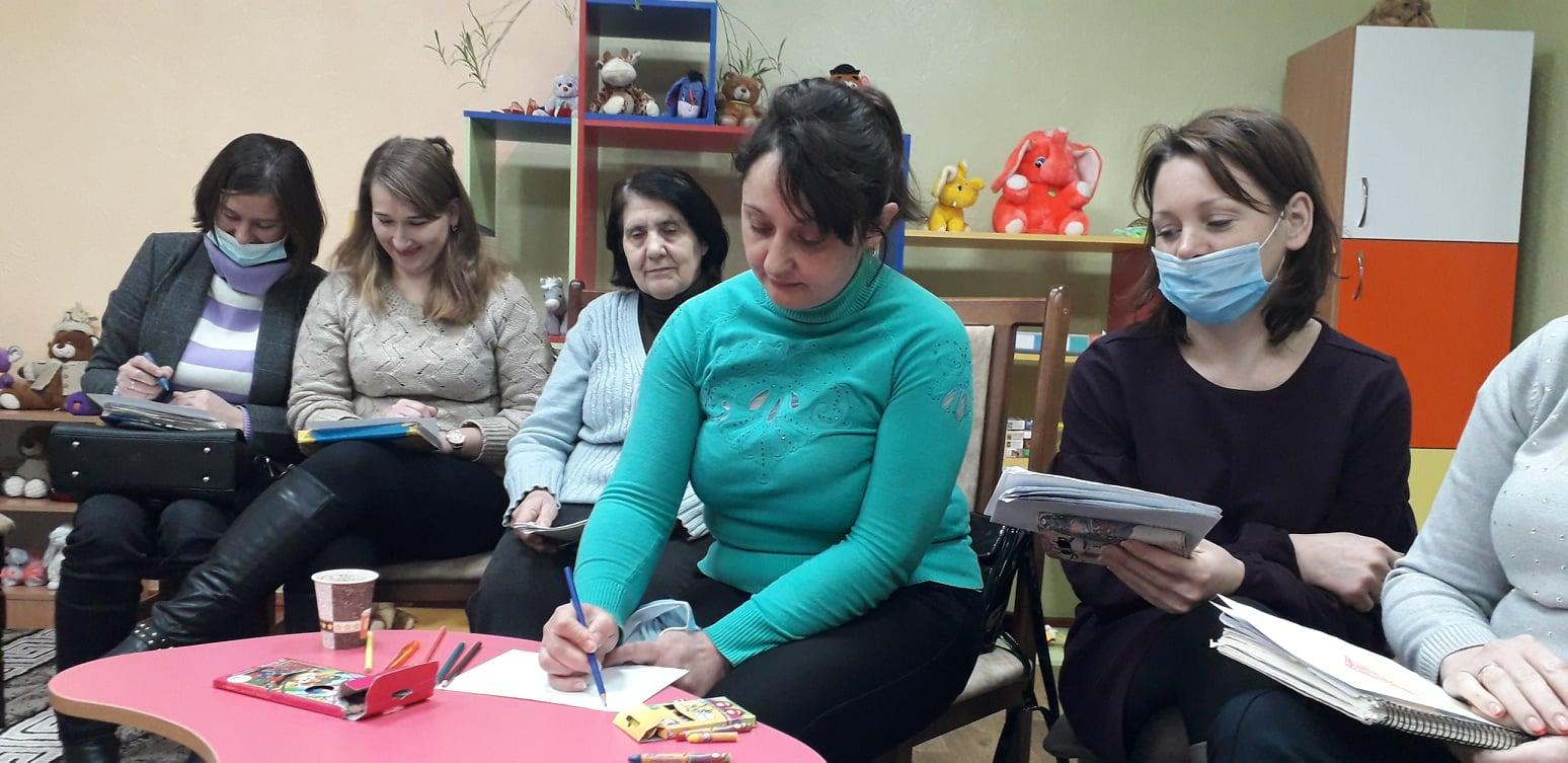 Семінар-практикум для вчителів.