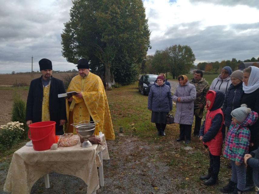 В селі Перекалі відбулися урочисті заходи з нагоди Дня сіл Перекалі та Охматків.