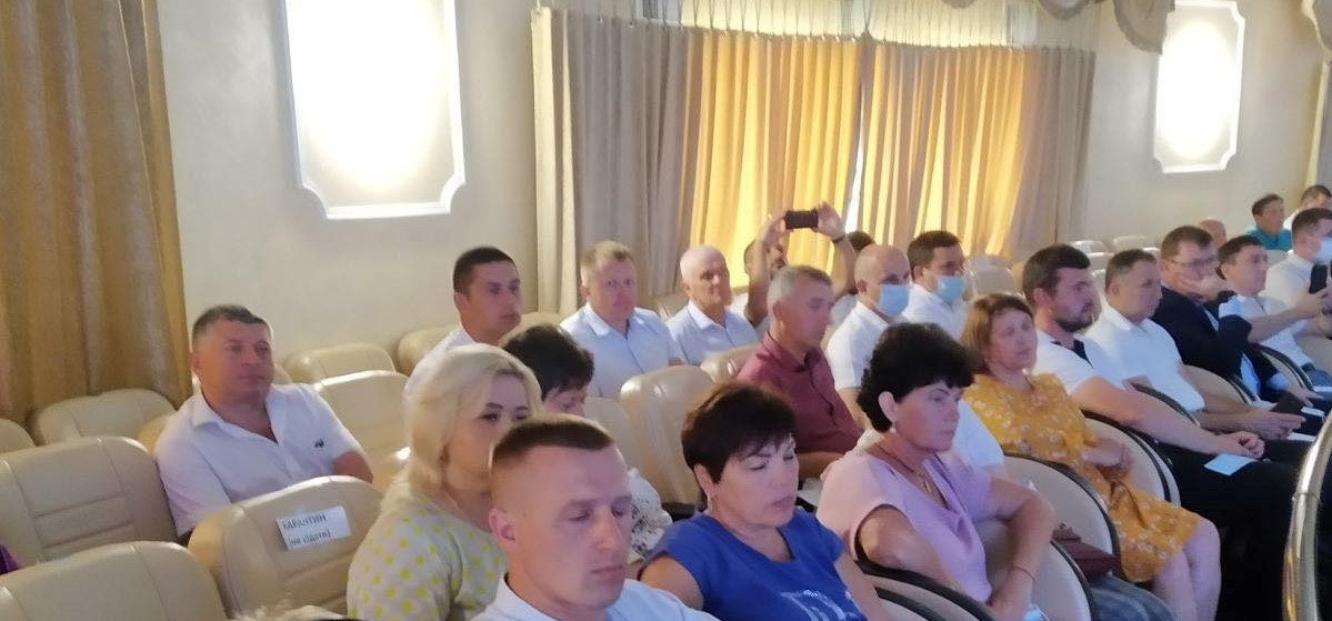 Селищний голова Сергій Радченко взяв участь у XVI Українському муніципальному форумі