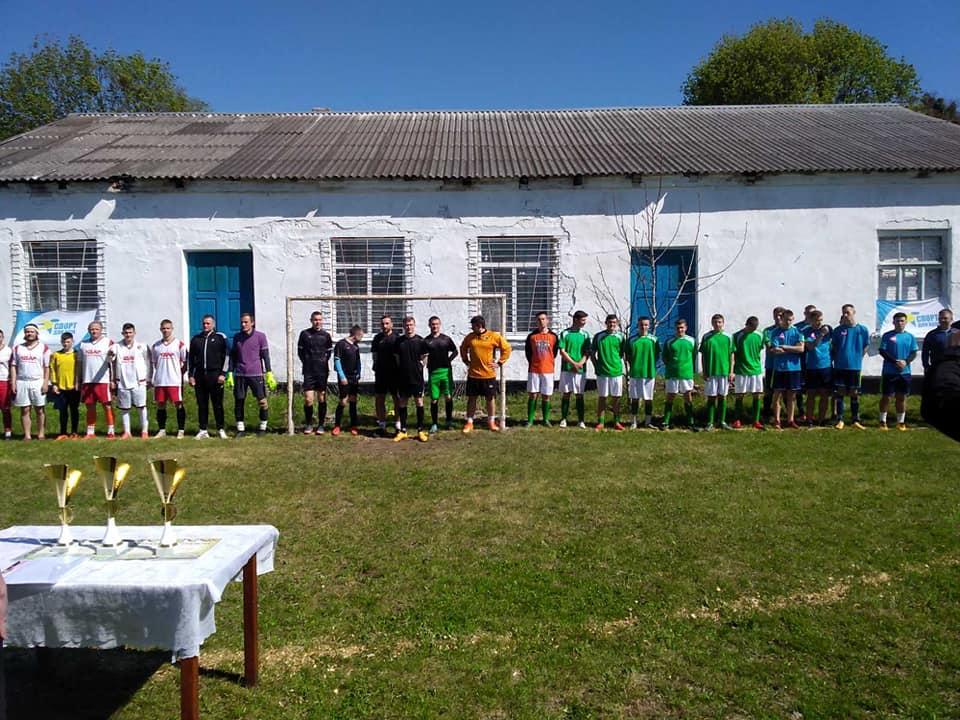 Відбувся турнір з міні-футболу присвячений пам'яті Володимира Романюка.